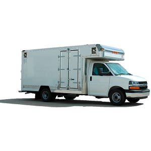 2014 Chevy Box Truck 1 Ton Cutaway 14 ft Box with Side Door $39,995