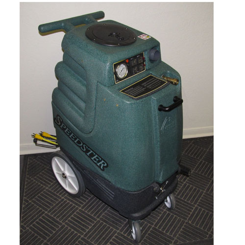 Mytee 1000hp Can Carpet Cleaning Machine 12gal 500psi Dual