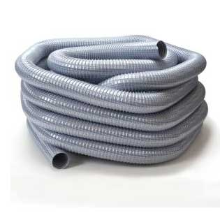 Clean Storm 1-1/2 inch ID Vacuum Hose Wire Reinforced 1.5 inch X 50 foot 9.103-316.0