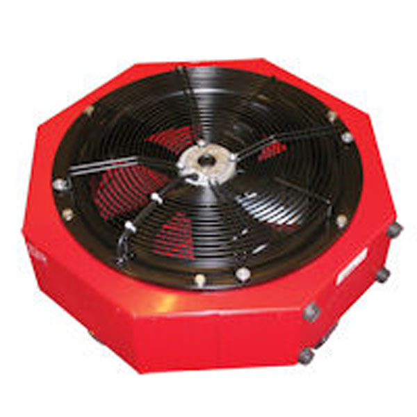 Axial Air Mover : Ebac carpet flood restoration air mover axial high