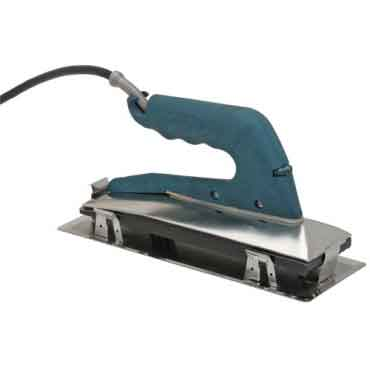 Carpet Seam Iron 4 Inches Wide W/ Tray