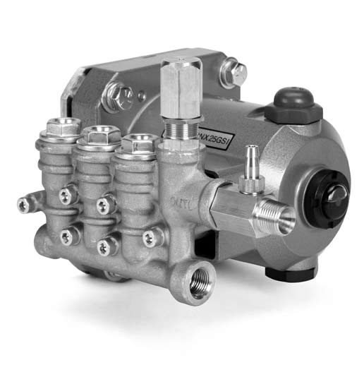 Cat 4PPX30GSI Pump 2.7gpm 3000psi 3450 rpm Direct Engine Connection