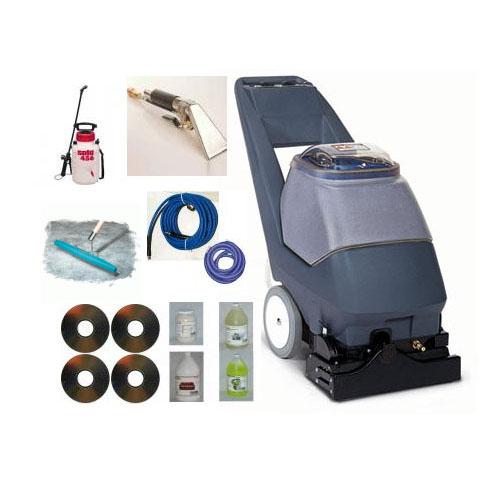 Century 400 Self Contained Extractor Package 7gal 73psi 15inch free accessories free shipping 10080220