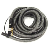 Tornado 77009 16ft Flexible Hide-A-Hose Set 1.5in QD's installed