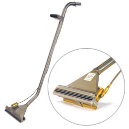CFR 10088A Rapid Recovery Carpet Glide Wand Forward 11in 3 jets