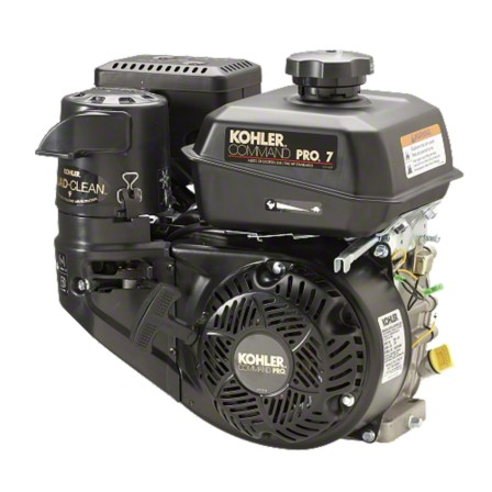 Kohler 7hp Command Pro Horizontal Shaft Single Cylinder Engine PA-CH270-0015 International Basic