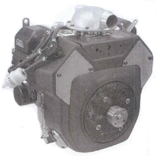 Kohler 23Hp Command Pro Horizontal Engine CH23S PA-Ch680-3012 Walker Mfg (Discount Shipping)