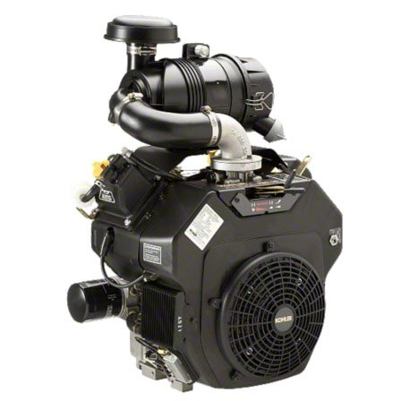 Kohler 25hp Command Pro Engine Horizontal CH25S  PA-CH742-3102 Basic Marketing Engine
