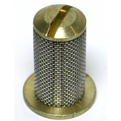 TeeJet Strainer Filter With NO Internal Check Valve Ss 100 Mesh Screen NA0803