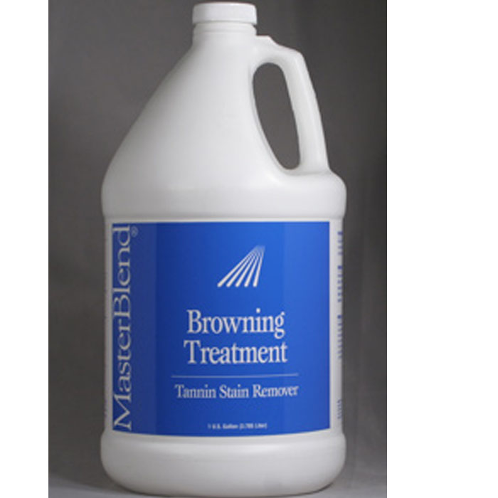 MasterBlend 130106 Browning Treatment (4 Gallon Case) UPC 672835130155