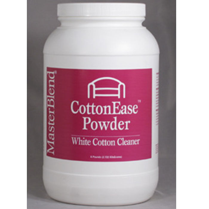 MasterBlend 162106 CottonEase Powder (case of 4 Six lb jars) UPC 672835162156