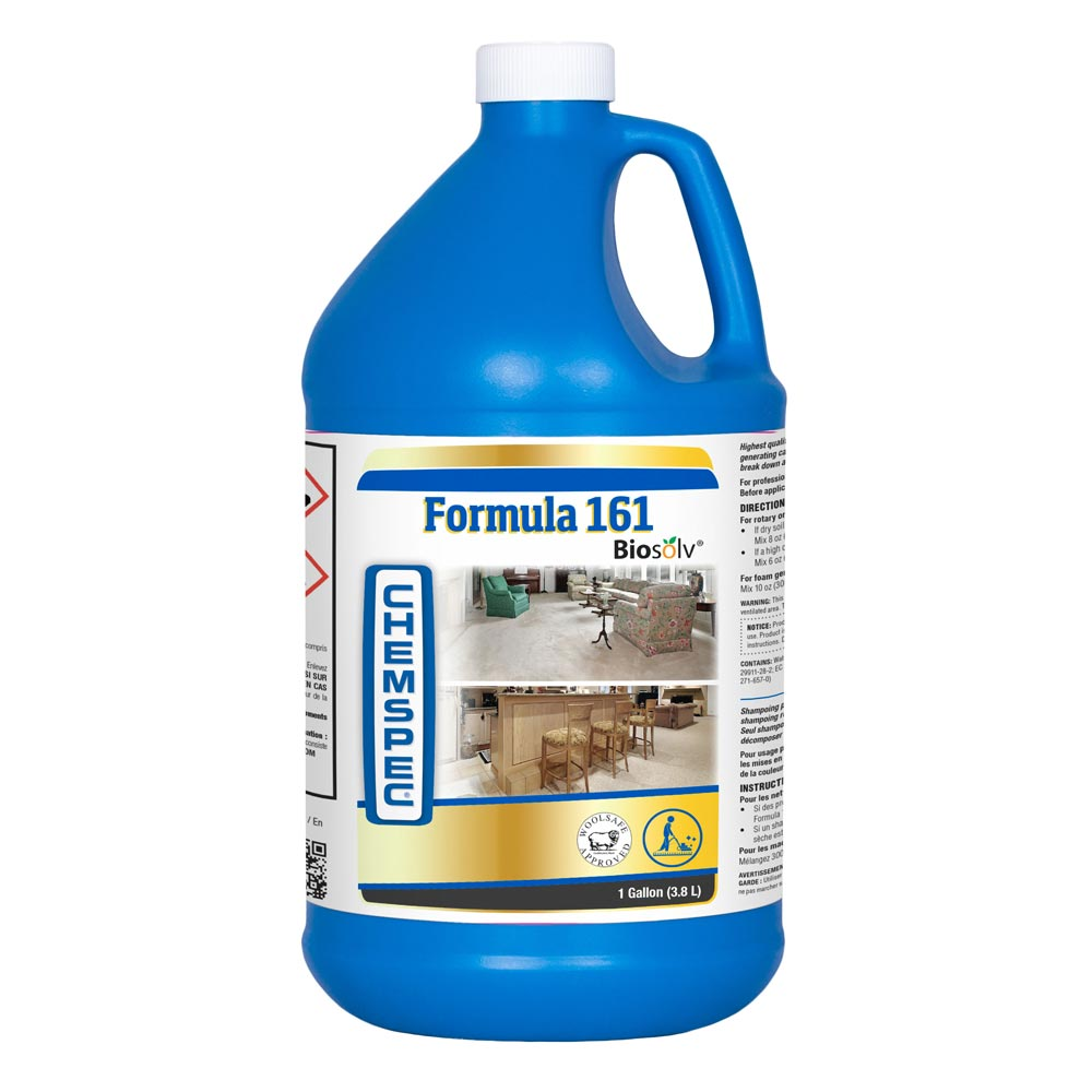Chemspec C-F1614G Formula 161 with Biosolv 4/1 Gallon Case (not available in California) (Half Price Shipping)