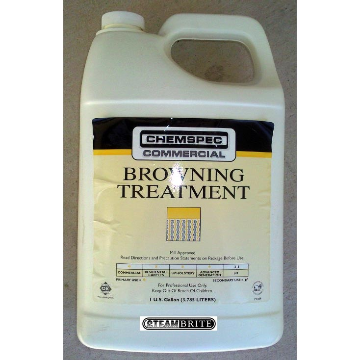 Chemspec C-BT4G Browning Treatment 4/1 Gal Case