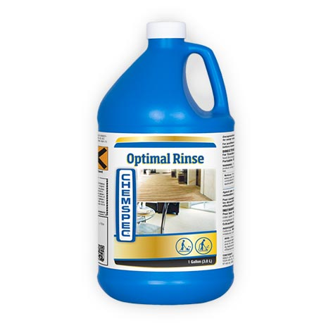 Chemspec C-EAR1G Optimal Rinse Encapsulationg Anti-Wick Rinse 1 Gallon UPC 091965137115