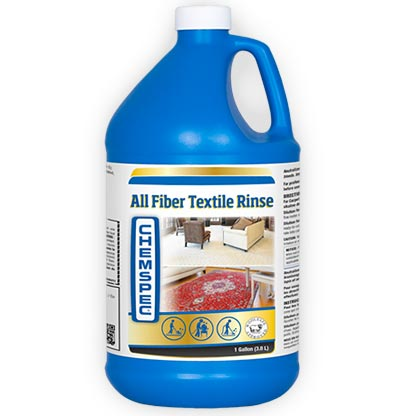 Chemspec C-AFTR4G All Fiber Textile Rinse 4/1 Gallon Case