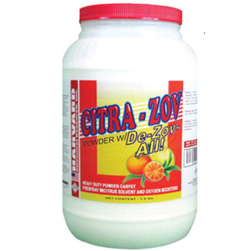 HCR: CitraZov Powdered Prespray w/ De Zov All (7.5lb Jar - Single) Citra-zov (solve)
