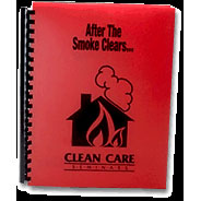 After the Smoke Clears fire restoration training manual CCS110