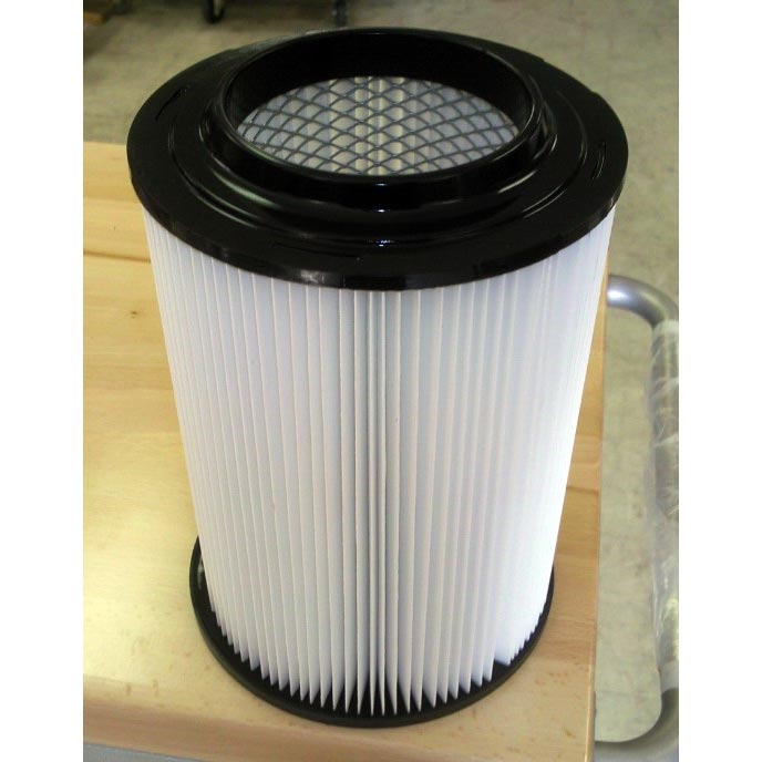 Clean Storm Clean Stream Hepa Washable Filter for Triple Motor Shop Vac and air movers 10765502