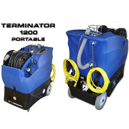 TurboForce Terminator 1200 Start Up Package