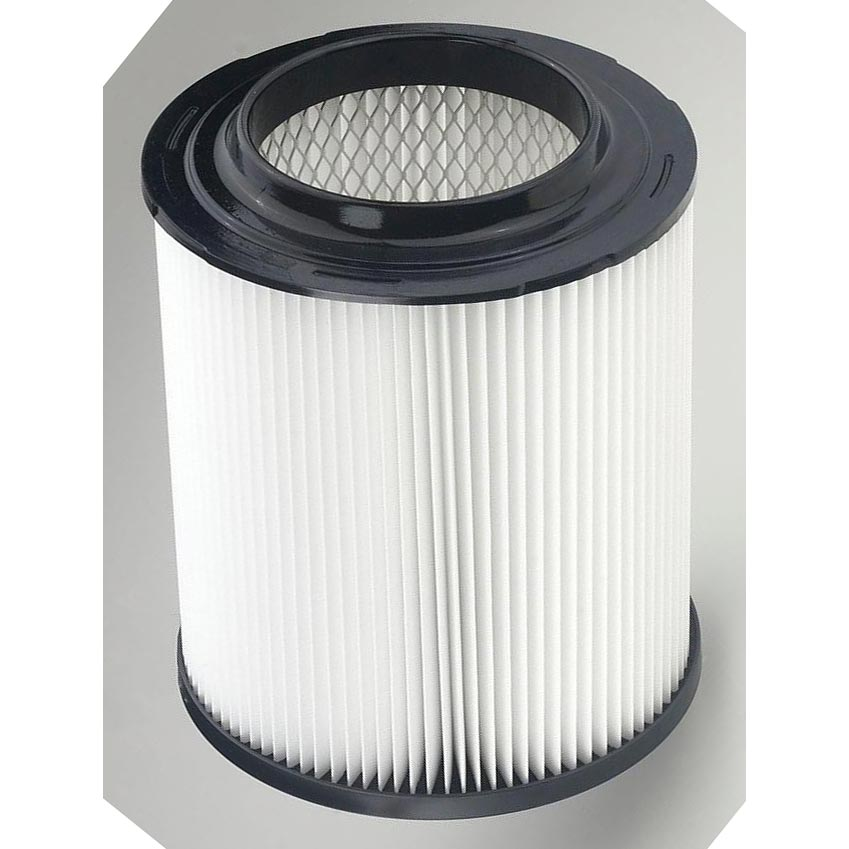 "Cleanstream Hepa Filter Washable Canister 7-3/8"" OD (5-7/8"" ID) X 7-1/2""H FREE Shipping"
