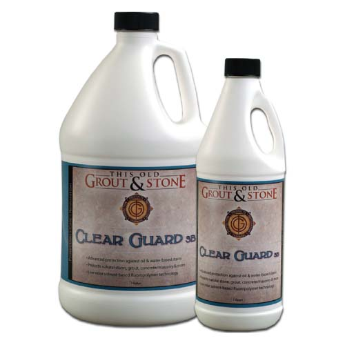 This Old Grout & Stone: Clear Guard SB - 5 Gallon Pail