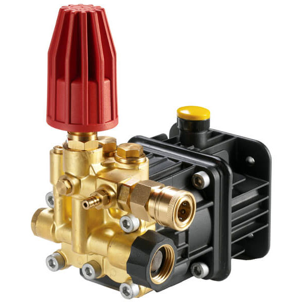 Comet BXD2528G Pump 2.5 gpm @ 2800psi 3/4 Shaft 3400rpm 5-6.5hp BE Pressure 85.149.081B Included Shipping