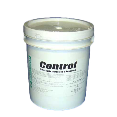 HCR Dry Cleaning Powder Carpet Cleaner Control
