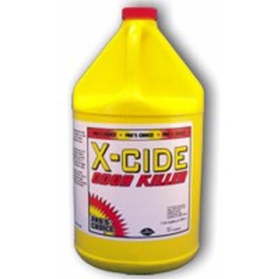 Pros Choice 2110C-1: X-cide Odor Killer 1Gal (128oz)