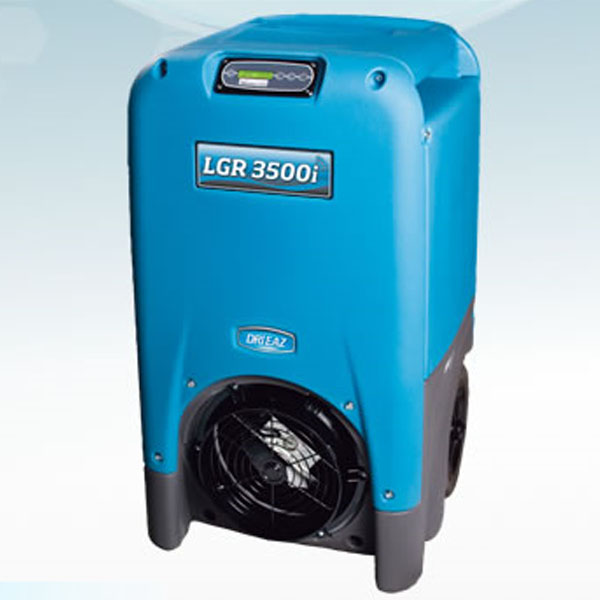 Drieaz F411 LGR 3500i Industrial Restoration Dehumidifier