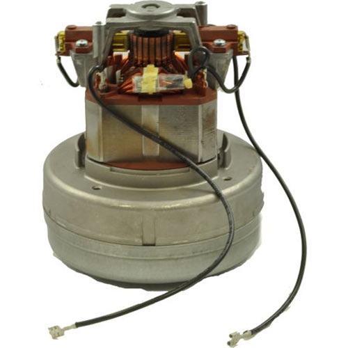 Domel D49637202 Vacuum Cleaner Motor 496.3.720-2 Super High Performance 14 amps 120 volts 5.7 Thru Flow