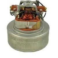 Domel D4963430 Vacuum Motor 120V Thru-Flow 5.7in Diameter 2 stage