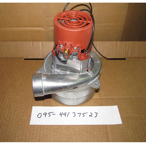 Domel 491.3.752-3 Vacuum Motor Three Stage 5.7inch 120volt BP TD BB  D4913752 [4913752]