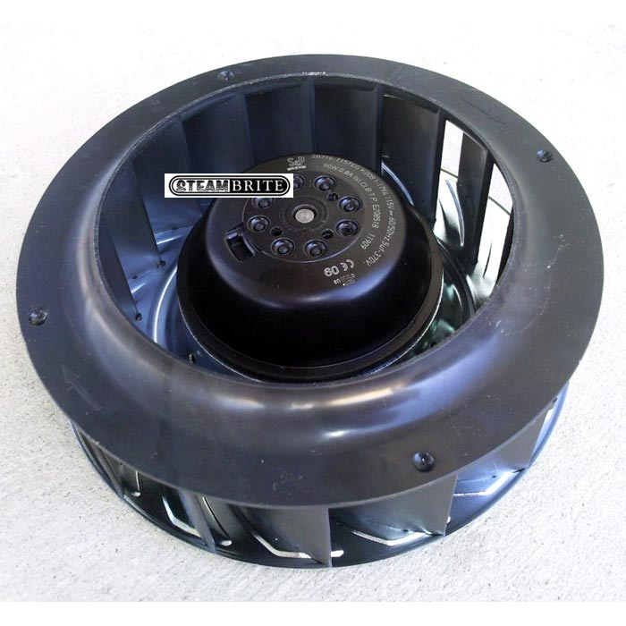 Drieaz 02-01466 Evolution Dehumidifier F292 Fan Motor and Blade