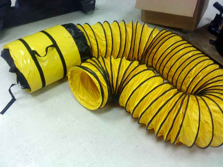 DriStorm 12 Inch Ventilation Ducting with Storage Bag-A-Duct 25 ft AC517 Hose [20120122]  300mm
