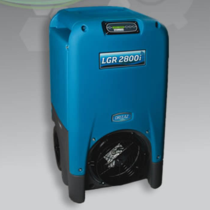 Drieaz F410 T Trade Show Return LGR 2800i Industrial Restoration Dehumidifier (Limited Stock)