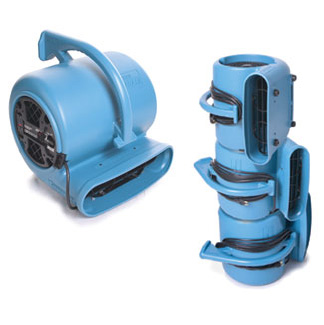 Drieaz F351 DEMO Carpet Flood Restoration Air Mover Sahara ProX3  FREE Shipping