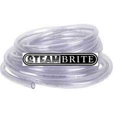 Clear Condensate Drain Tubing 1/4in ID X 3/8in OD X Per foot Vinyl and Chemical Injection 20140918