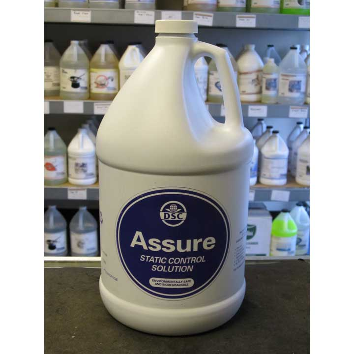 DSC Products 42045 Assure Static Control Spray 2 CASES 8 gallons
