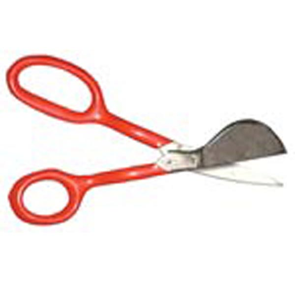 Duckbill Napping Shears 10-586 Scissors 6in W insulation AC23
