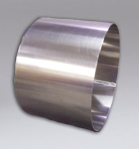 Nikro 10in Hose Connector Metal Collar
