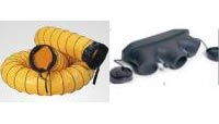 Ducting, Parts, Snouts, Accessories