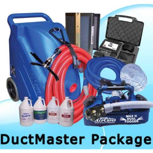 Air Care CE3047-Pak Vent Vac DuctMaster III Package