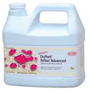 San Antonio Textile and Fabric Protection Dupont: Teflon Advanced Carpet and Upholstery Protector- per sq ft