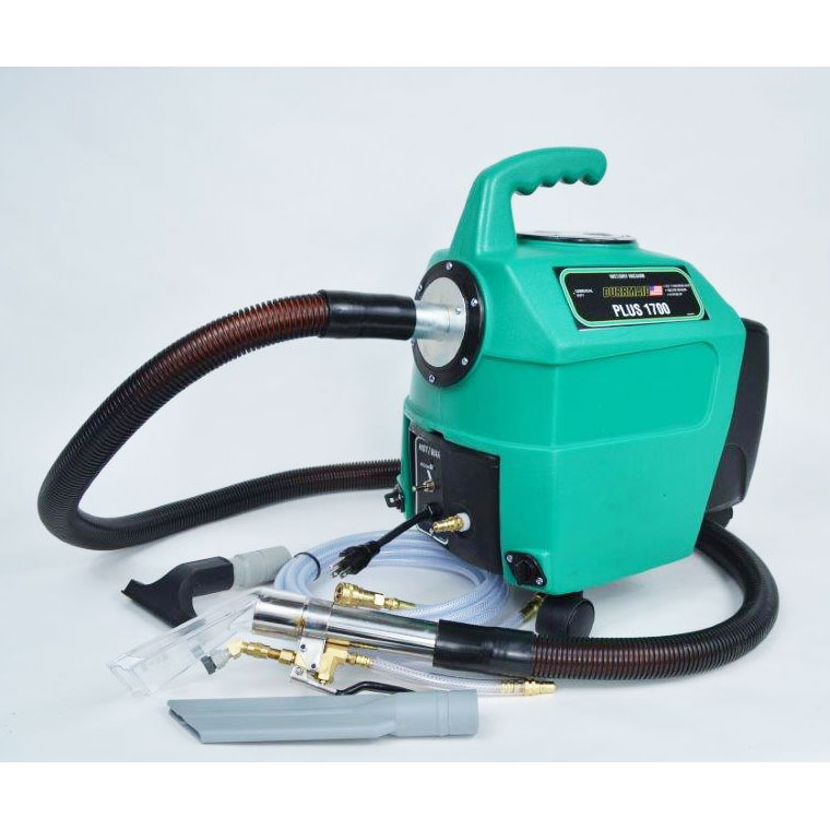 Durrmaid 1700 Plus 2.1gal 60psi Heated Auto Detail Extractor from Durramaids Plus 1700 Freight Included