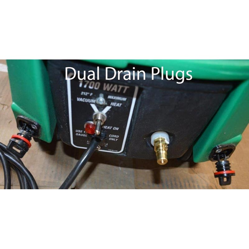 Extractor Drain Valve Carpet Cleaning