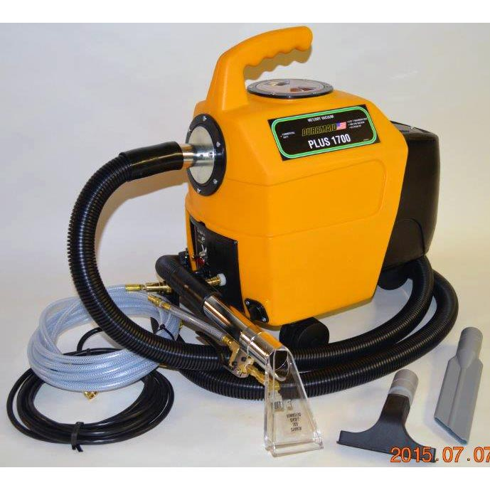 Durrmaid 2.1gal 60psi HEATED Plus 1700 Auto Detail Extractor from Durramaids (Free Shipping!)