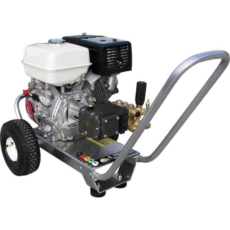 Pressure Pro E3024HA Eagle 3gpm 2400psi Honda GX160 5.5hp Engine AR Pump Freight Included