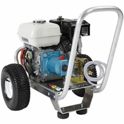 Pressure Pro E3024HC Eagle 3gpm 2400psi Honda GX160 Engine 5.5hp Cat Pump Freight Included