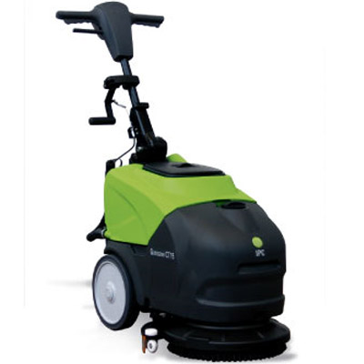 IPC Eagle CT30B45 18in CT30 Battery Powered Auto Scrubber 8 Gallon Battery & Charger Free Shipping Steam Brite Exclusive