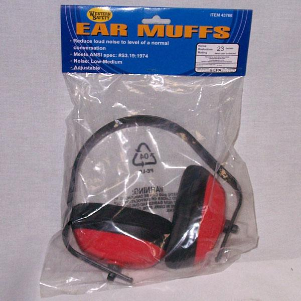 Ear Muffs Noise Protection Headphones Protection Muffs (over the head)